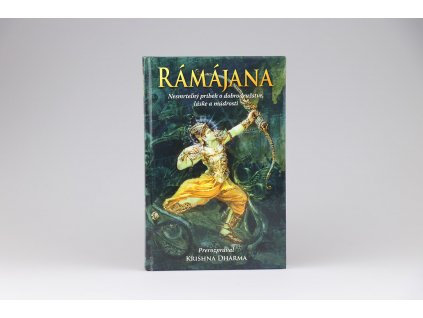 Krishna Dharma - Rámájana (2009)