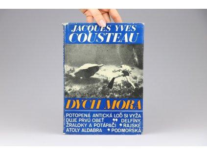 Jacques Yves Cousteau, James Dugan - Dych mora (1971)