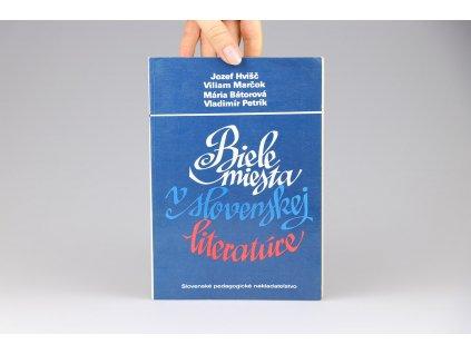 Biele miesta v slovenskej literatúre (1991)
