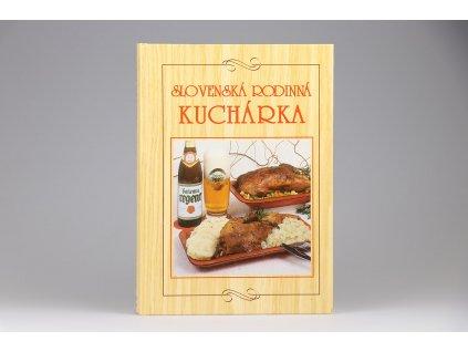 Slovenská rodinná kuchárka (1999)