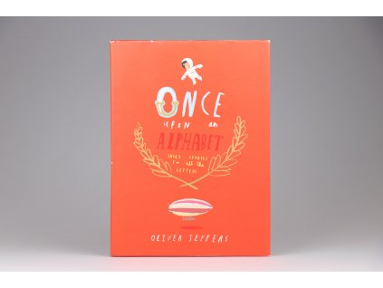 Oliver Jeffers - Once Upon An Alphabet (2014)
