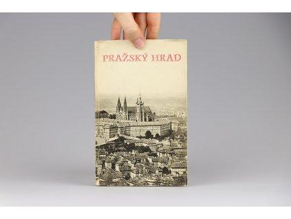 František Peťas - Pražský hrad (1955)