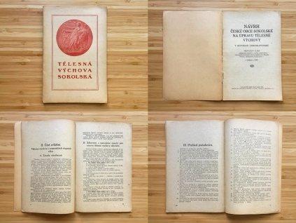 Tělesná výchova sokolská (1919)