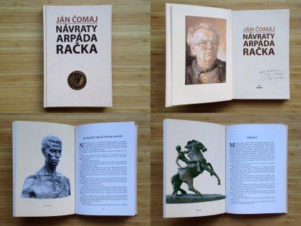 Ján Čomaj - Návraty Arpáda Račka (2007)