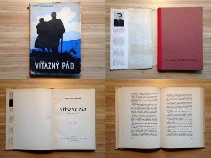 Peter Jilemnický - Víťazný pád (1946)