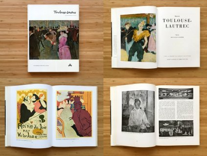 Douglas Cooper - Henri de Toulouse-Lautrec