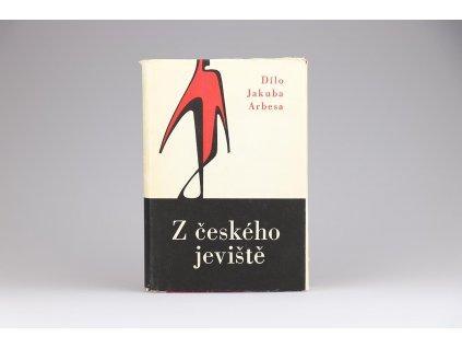 J. Arbes - Z českého jeviště (1964)
