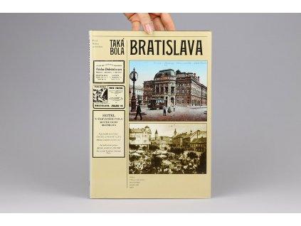 Peter Salner a kol. - Taká bola Bratislava (1991)