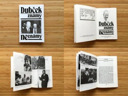 Tereza Michalová - Dubček známy neznámy (1993)