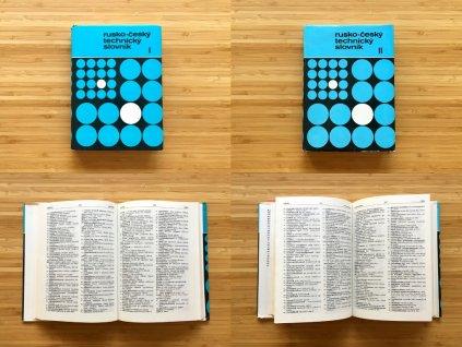 Rusko-český technický slovník (1986)