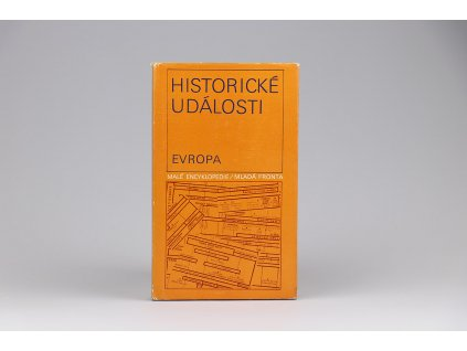 Miroslav Hroch - Historické události: Evropa (1977)