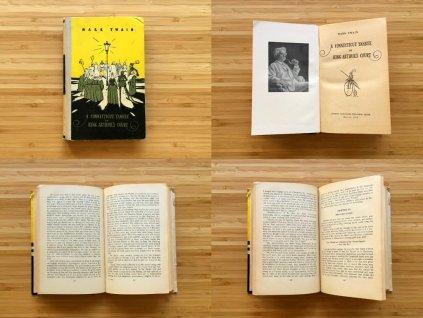 Mark Twain - A connecticut Yankee in King Arthur's Court (1955)