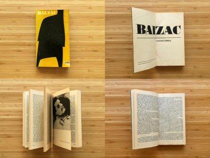 Stefan Zweig - Balzac (1964)