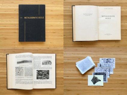 Vojtěch Jareš - Metalografie ocele (1960)