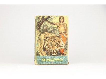 Rudyard Kipling - Kniha džunglí (1957)