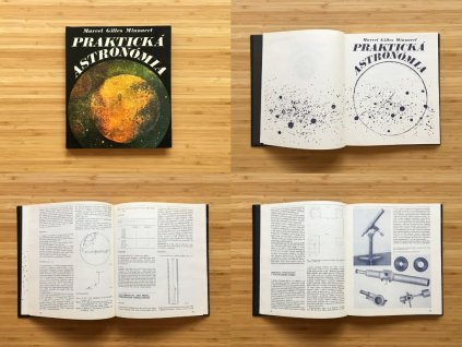 Marcel Gilles Minnaert - Praktická astronómia (1979)