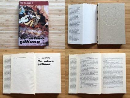 Ed McBain - 3x mimo zákona (1982)