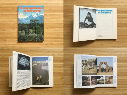 Rudolf Midriak, František Zatkalík - K najvyššiemu vrchu sveta (1988)