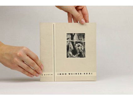 Imro Weiner-Kráľ - Z diela (1966) /s podpisom/