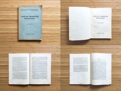 Juraj Čečetka - Úvod do všeobecnej pedagogiky (1944)