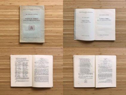 Celestín Lepáček - Vojtech Šimko: spisovateľ bernolákovej školy (1942)