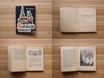 Milan Rajský - Bratislavské romance (1958)