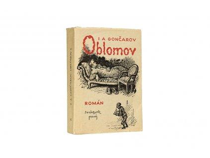 I. A. Gončarov - Oblomov, sväzok prvý (1945)