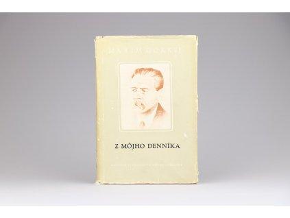 Maxim Gorkij - Z môjho denníka (1958)