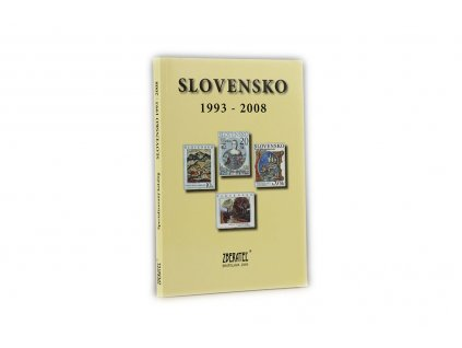 Anton Kulhánek - Špecializovaný katalóg: Slovensko 1993-2008 (2009)