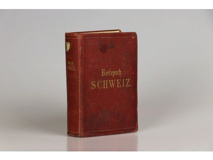 H. A. Berlepsch - Die Schweiz (1875)