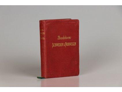 K. Baedeker - Schweden u. Norwegen (1908)