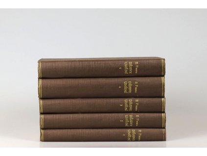 Elie Faure - Dějiny umění I.-V. (1927)
