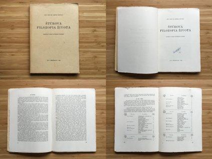Dr. Dimitrij Čiževskij - Štúrova filozofia života (1941)