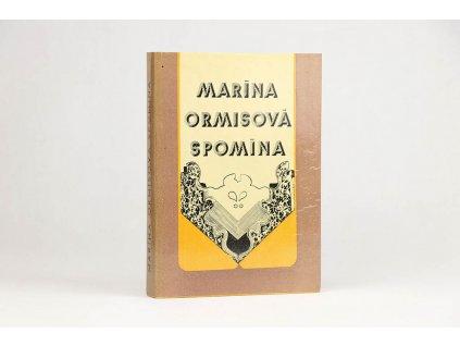 Marína Ormisová spomína (1979)