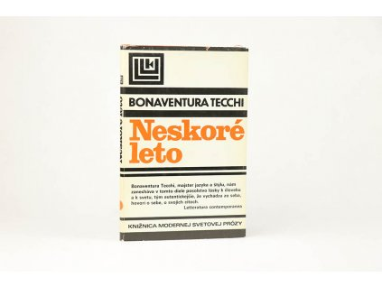 Bonaventura Tecchi - Neskoré leto (1983)
