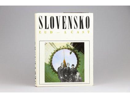 Pavel Plesník a kol. - Slovensko 3: Ľud - I. časť (1974)
