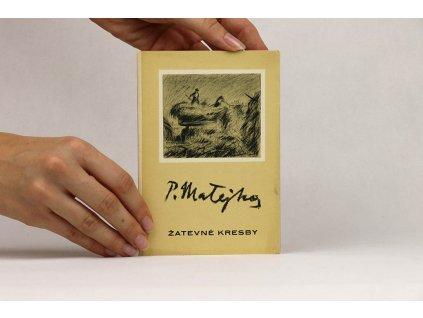 (pohľadnice) Peter Matejka - Žatevné kresby (1952)