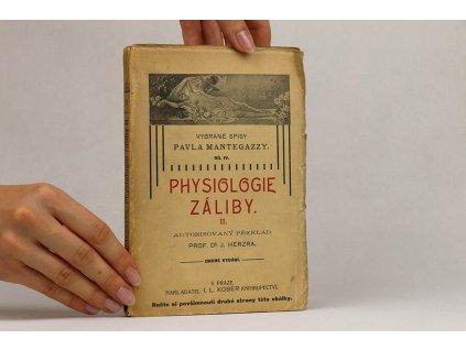 Paolo Mantegazza - Physiologie záliby II. (1893)