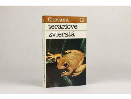 F. Szalay, H. Szalayová - Chováme teráriové zvieratá (1990)