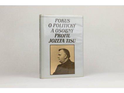 Pokus o politický a osobný profil Jozefa Tisu (1992)