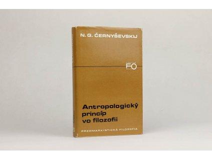 N. G. Černyševskij - Antropologický princíp vo filozofii (1988)