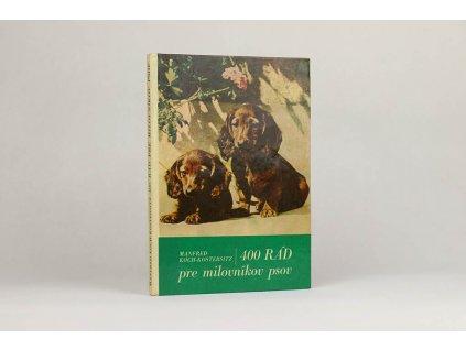 Manfred Koch-Kostersitz - 400 rád pre milovníkov psov (1969)