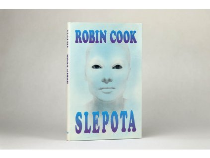 Robin Cook - Slepota (1993)