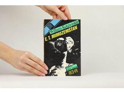 William Kotzwinkle - E. T. Mimozemšťan (1988)