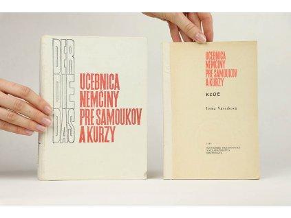 Irena Vavreková - Učebnica nemčiny pre samoukov a kurzy (1980)