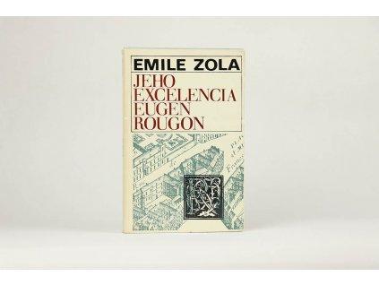 Emile Zola - Jeho excelencia Eugen Rougon (1978)