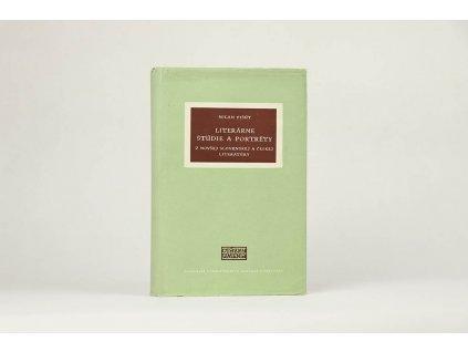 Milan Pišút - Literárne štúdie a portréty z novšej slovenskej a českej literatúry (1955)