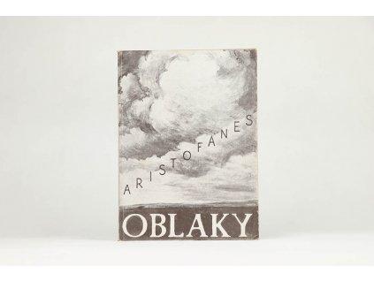 Aristofanes - Oblaky (1947) /podpis prekladateľa