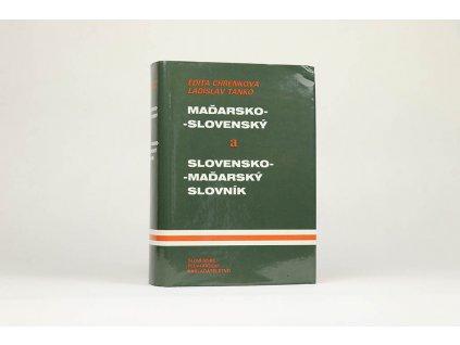 Edita Chrenková, Ladislav Tankó - Maďarsko-slovenský a slovensko-maďarský slovník (1990)