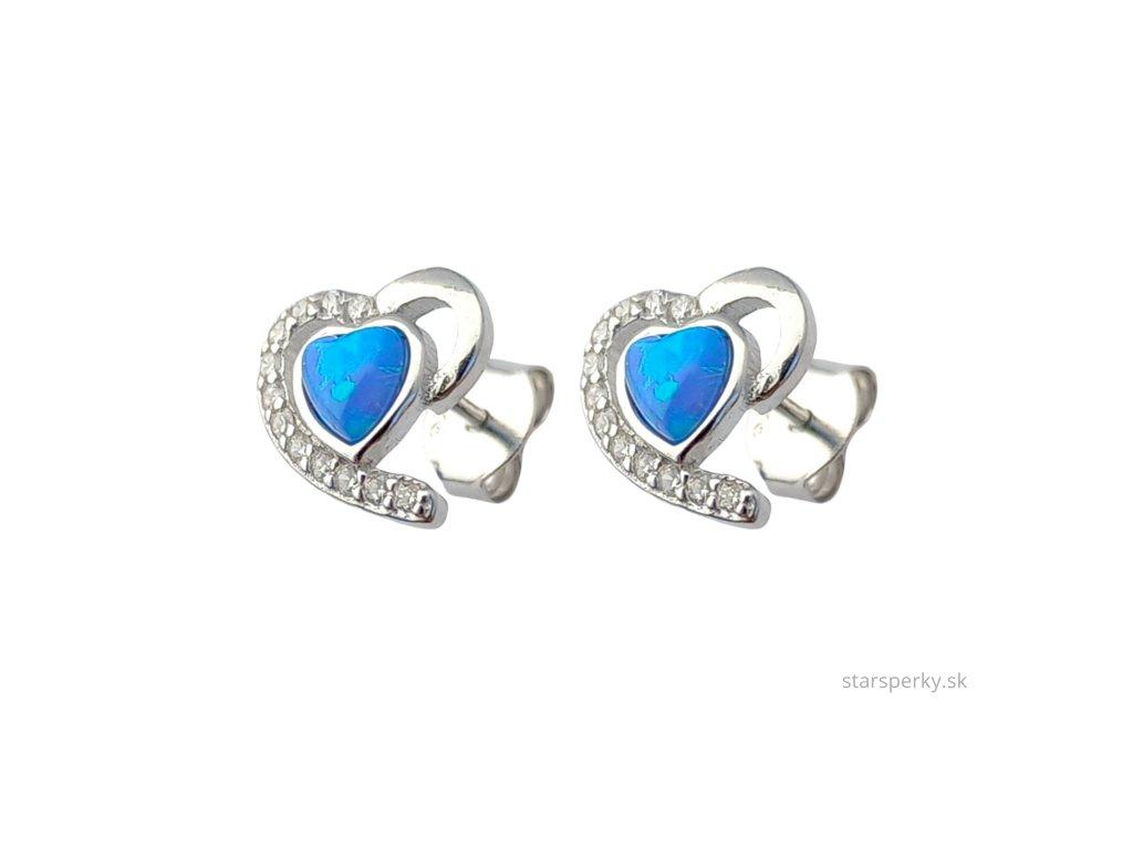 da9fc226a Strieborná súprava s opálom - Staršperky